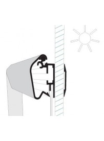 Klaprám A3 do výlohy nebo vitríny