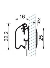 profil 25 mm