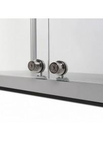 Skleněná produkt. vitrína VR2 - 800x2000x400mm