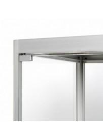 Skleněná produktová vitrína VR2 - 500x2000x500mm