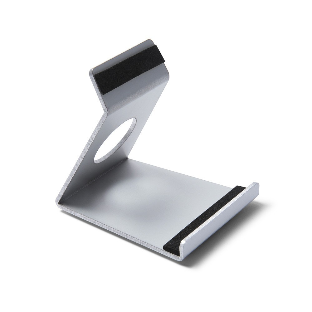 Jansen Display Stolní držák / stojánek na mobil, RAL9006