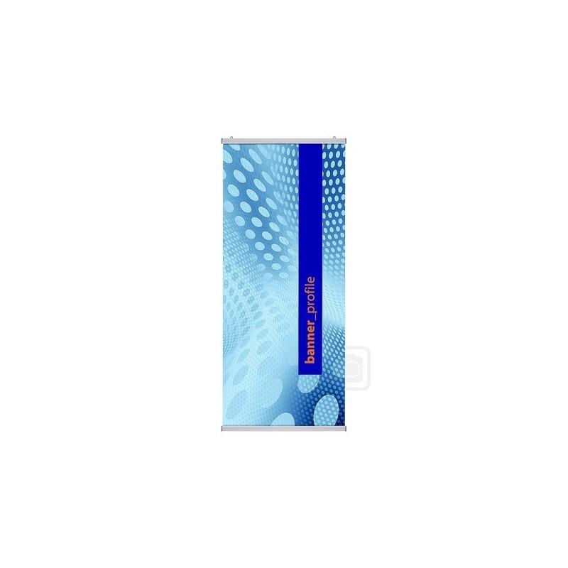 Banner profile rozměr 210 mm