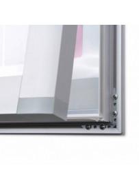 LED uzamykatelná plakátová vitrína OL A1
