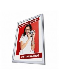 Klaprám COMPASSO® 1000x1400 mm, ostrý roh, profil 37mm