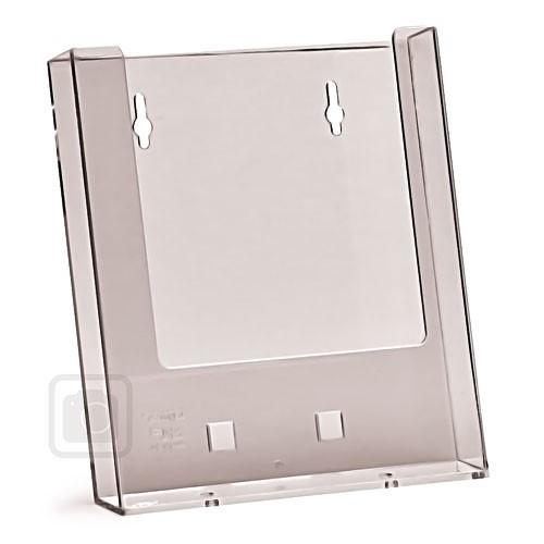 Jansen Display Stojánek na letáky formátu A5, pro přidělání na zeď