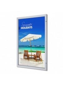 Interiérová uzamykatelná vitrína Premium 1016x1778 mm