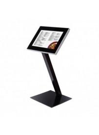 Venkovní prémiový LED světelný menu stojan A2