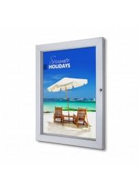 Uzamykatelný plakátový rám Premium 500x700 mm
