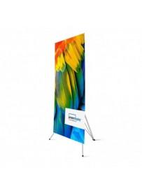 X Banner Stand C1 60x160cm