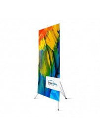 X Banner Stand C 120x200cm
