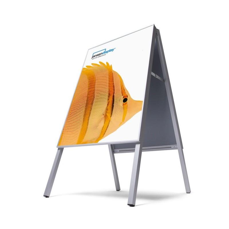 Nasouvací reklamní áčko, formát DIN A2