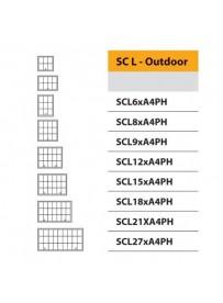 Venkovní vitrína SC L 6xA4