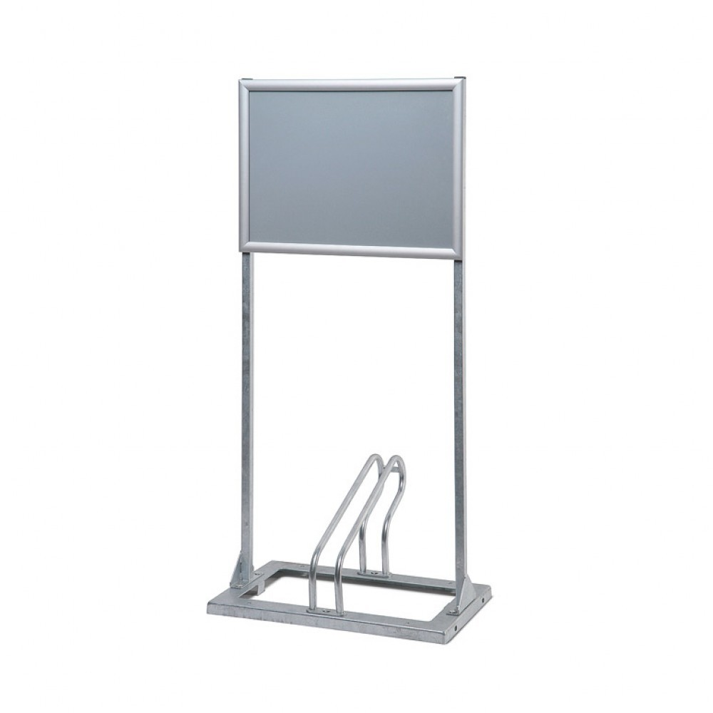 Jansen Display Modulární stojan pro 1 kolo + klaprám