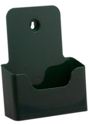 Jansen Display Stojánek na letáky formátu A5, zelený