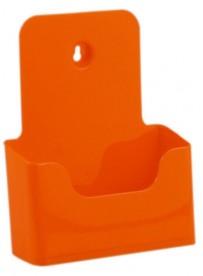 Stojánek na letáky formátu A5, oranžový