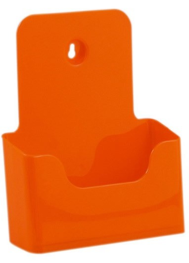 Jansen Display Stojánek na letáky formátu A5, oranžový
