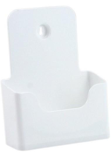 Jansen Display Stojánek na letáky formátu A5, bílý