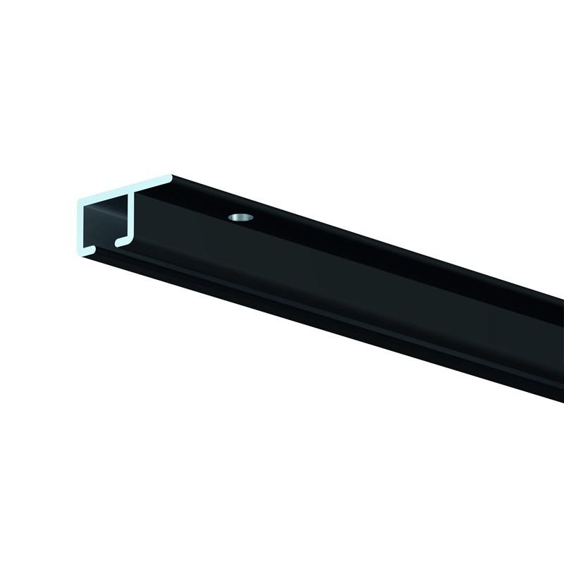 Stropní závěsný systém TR 3000 mm, barva černá