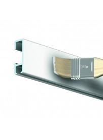 Nástěnný závěsný systém CR 3000 mm, základní barva