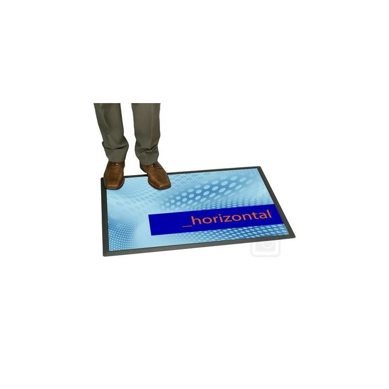 Podlahový plakátový systém FloorWindo 4xA4