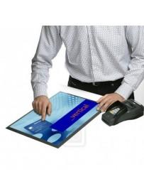 Pultový plakátový systém DeskWindo A4 PC