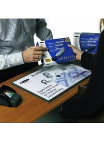 Pultový plakátový systém DeskWindo A4 PP