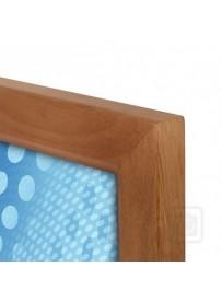 Dřevěné plakátové rámy A4