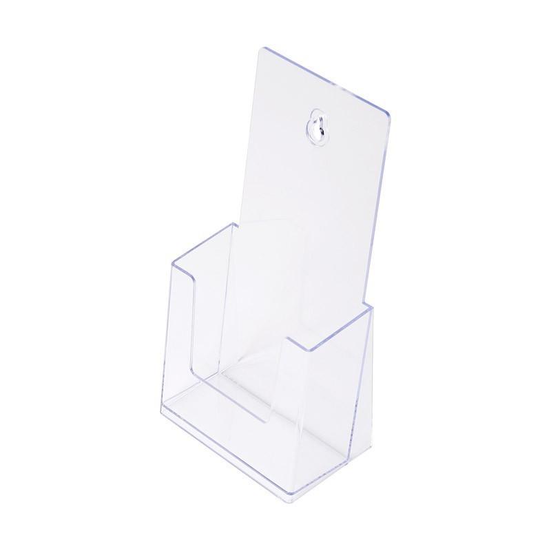 Stolní plastový stojánek na letáky DL (1/3A4)